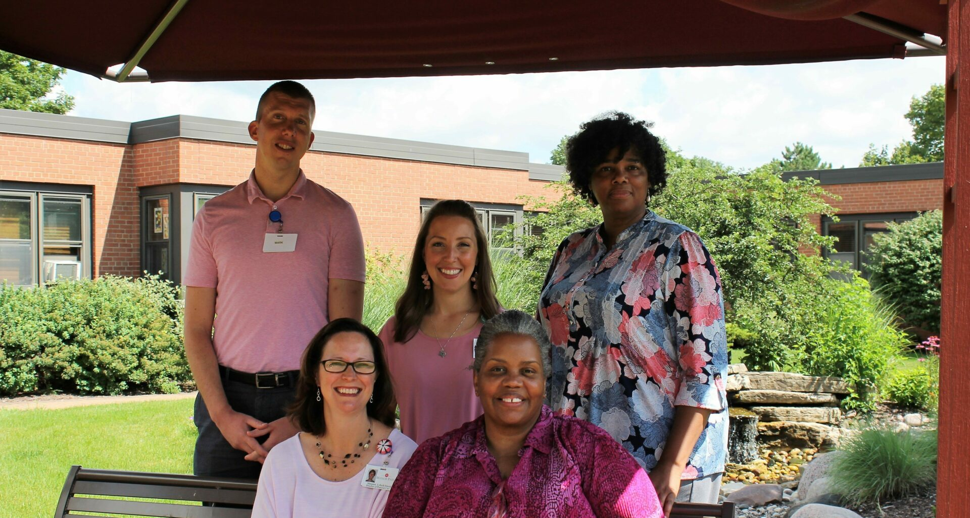 The VMP Milwaukee Pastoral team.